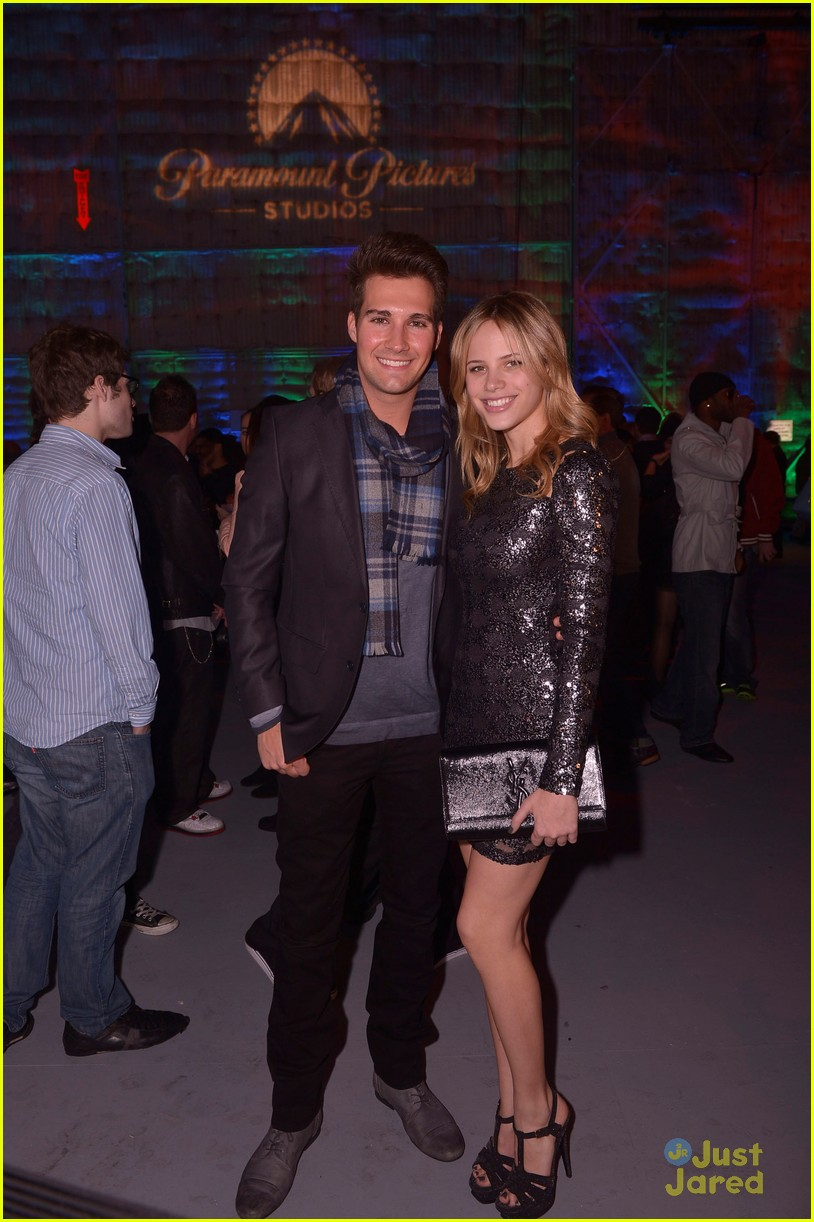 is james maslow dating someone with kids