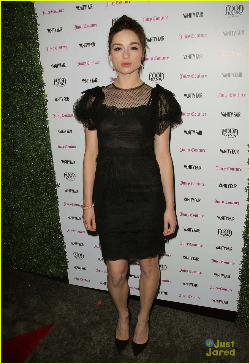 crystal reed vanity fair juicy couture party 01