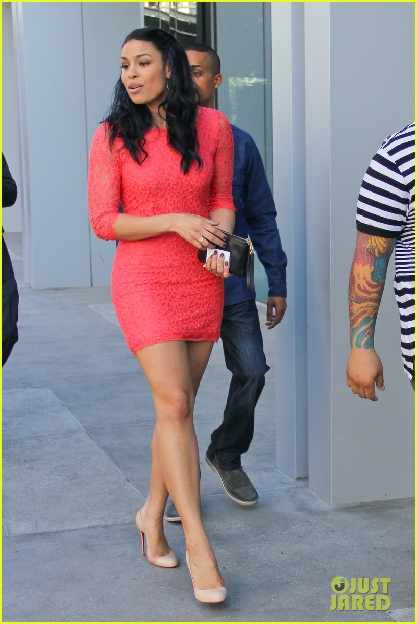 jordin sparks pre grammy event weekend 04