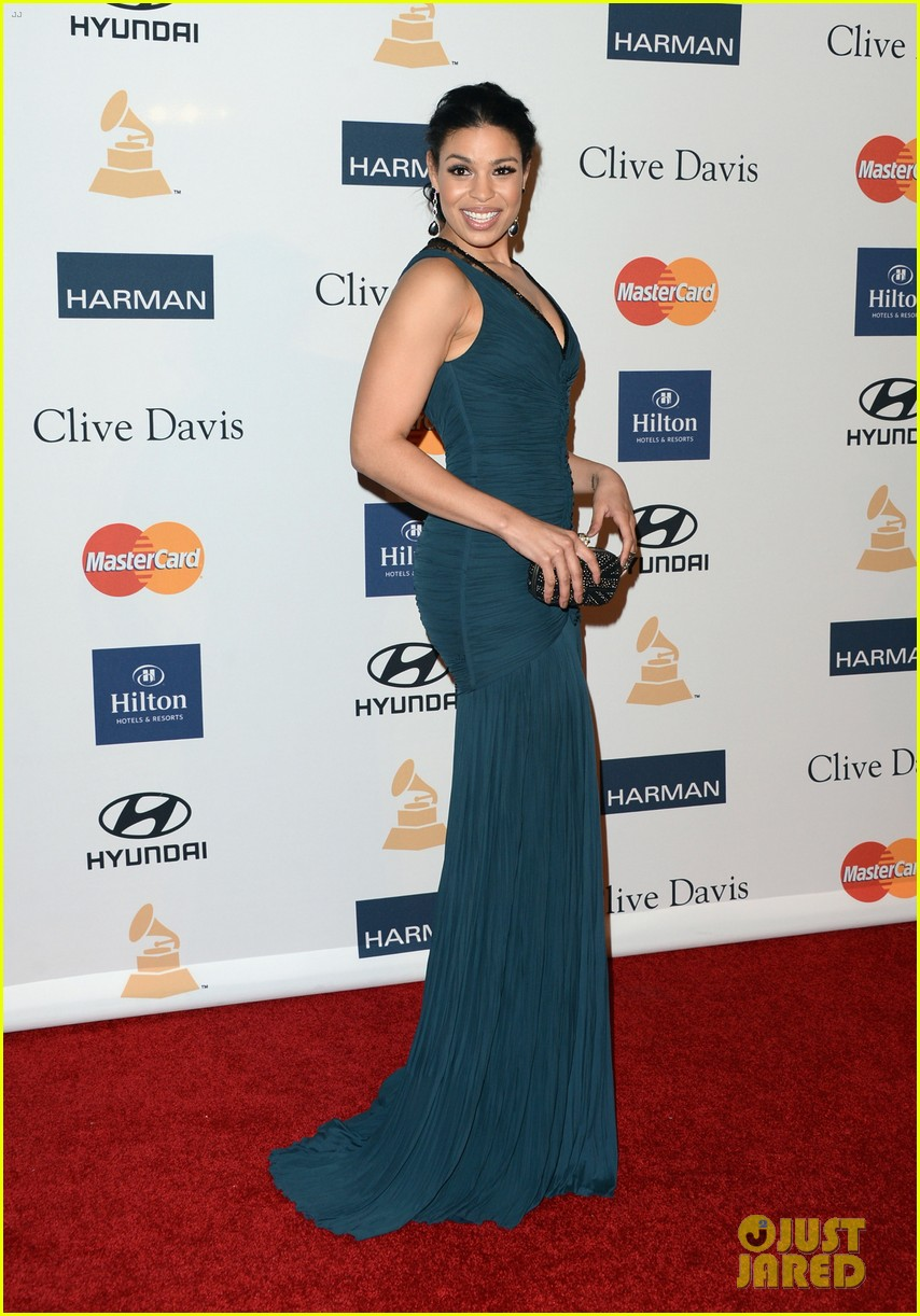 jordin sparks pre grammy event weekend 16