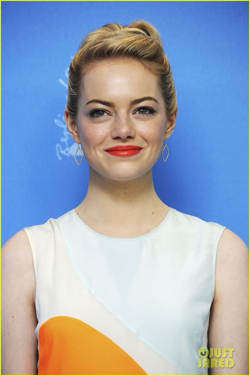 emma stone german croods photocall 06