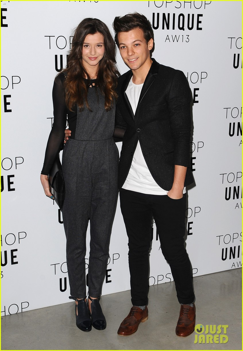 louis tomlinson london fashion week eleanor calder1 14