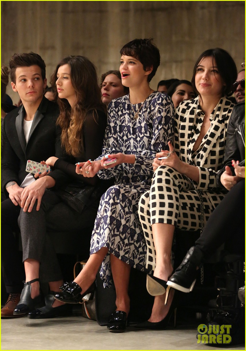 louis tomlinson london fashion week eleanor calder1 25