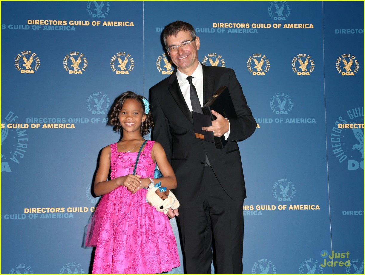 quvenzhane wallis dga image awards 05