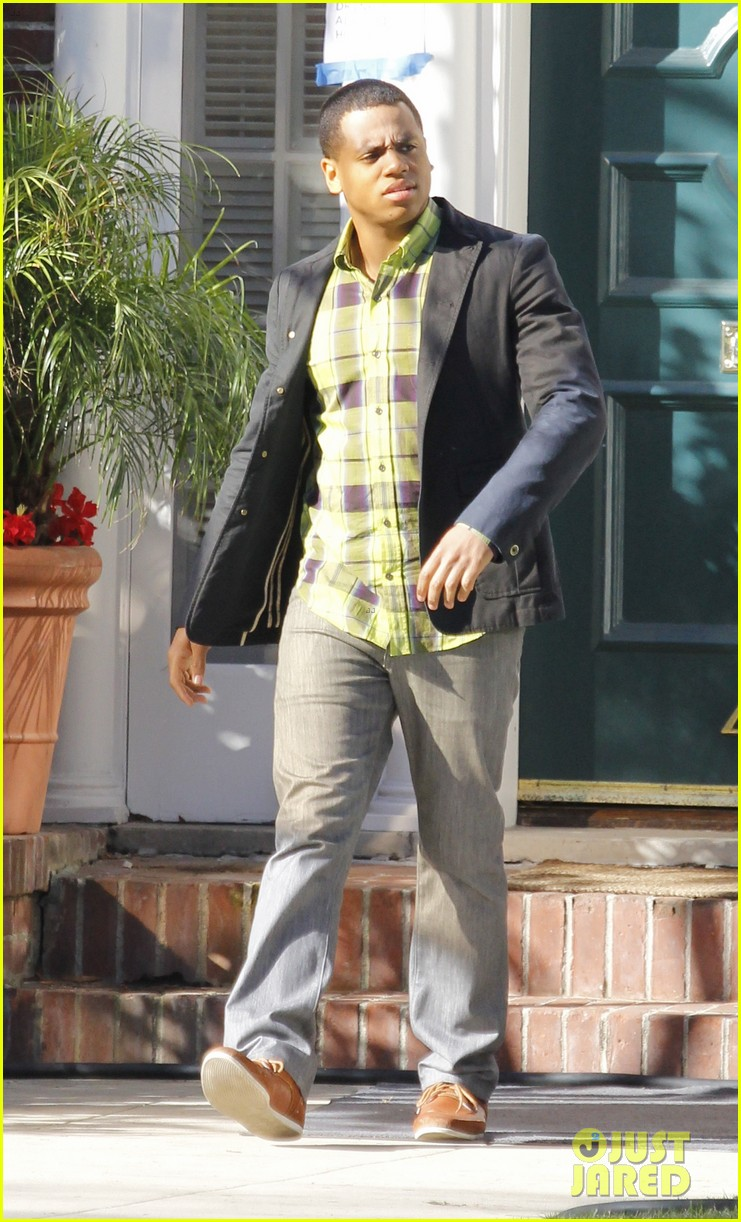tristan wilds solo on 90210 set 04