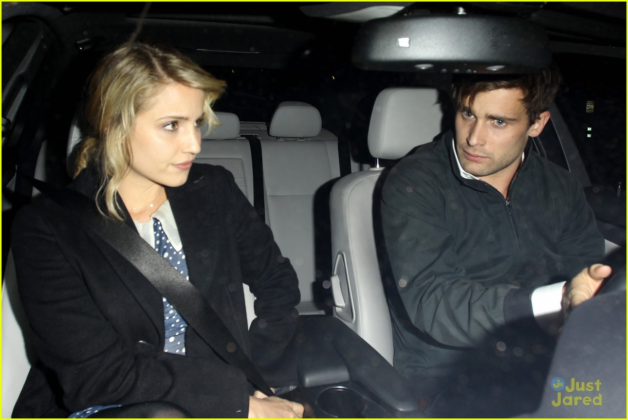 Dianna Agron & Christian Cooke: Semi Precious Weapons ...