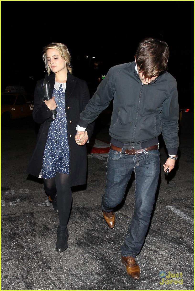Dianna Agron Boyfriend Christian Cooke | www.imgkid.com ...