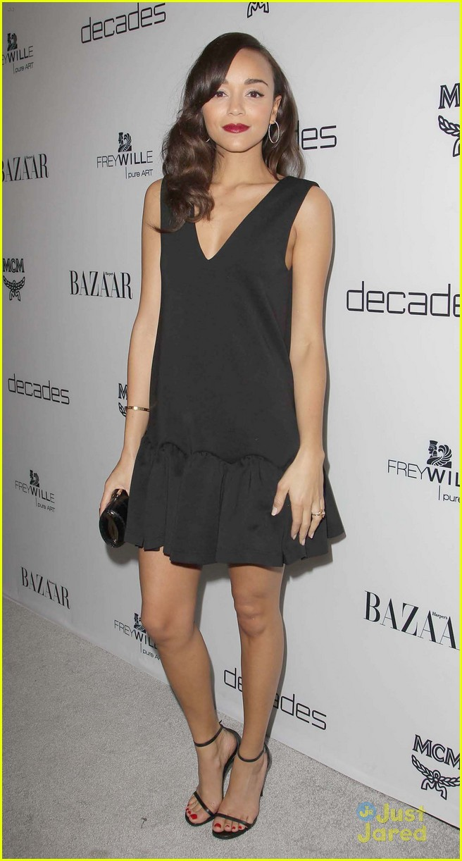 ashley madekwe decades event 13