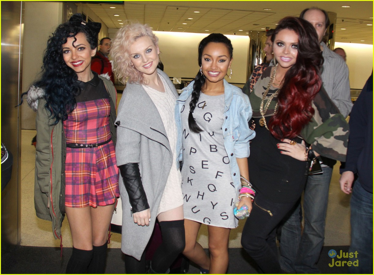 little mix baltimore arrival 02