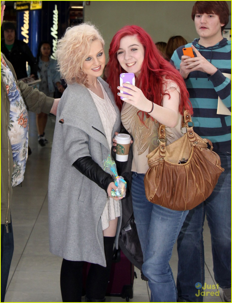 little mix baltimore arrival 07