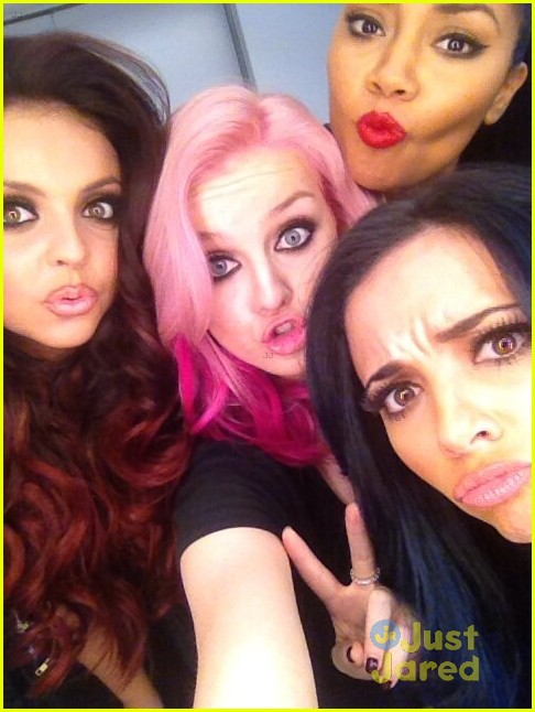 little mix hair color new single 04