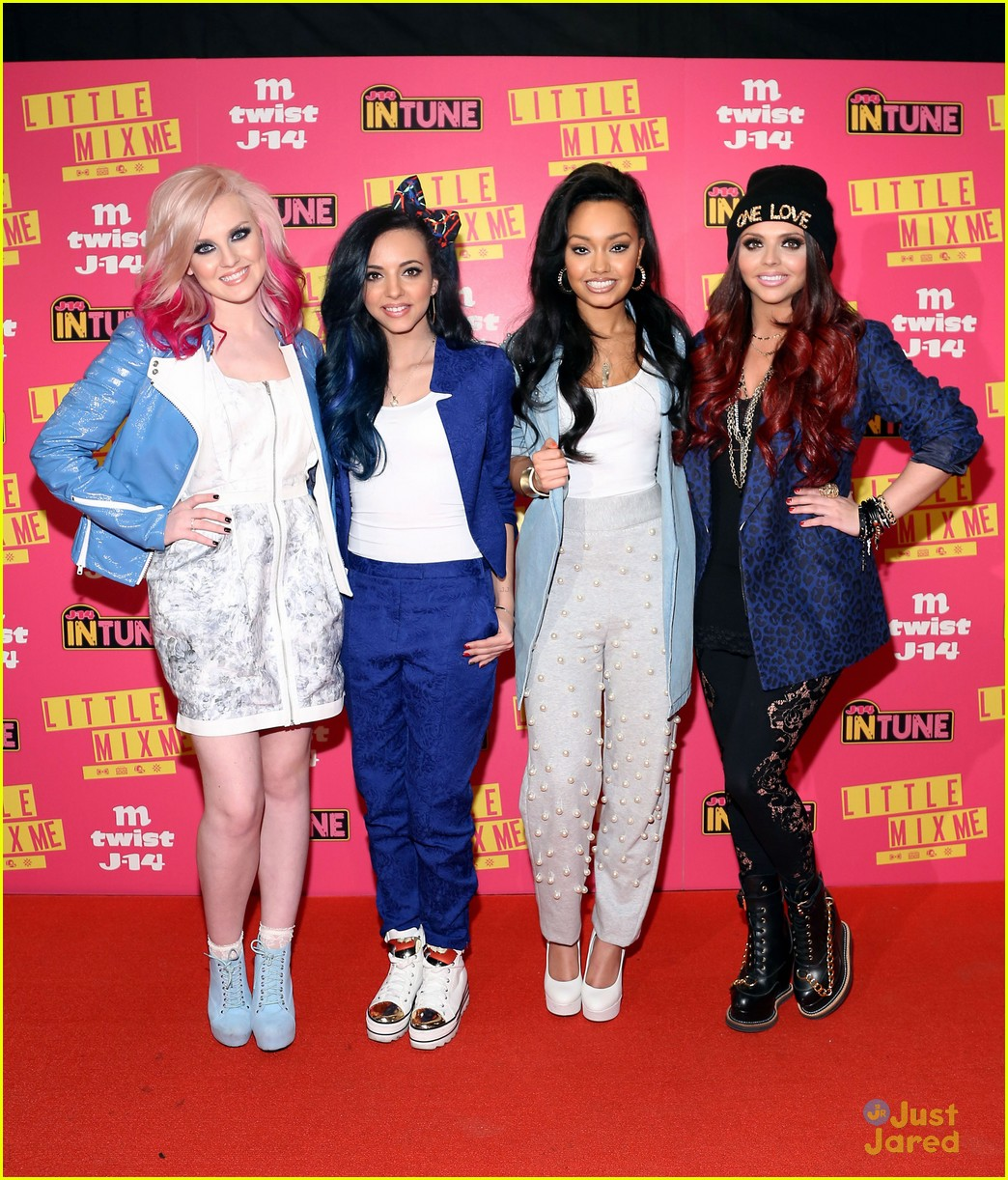 little mix hard rock intune 19