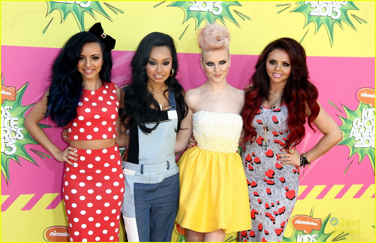 little mix kids choice awards 07