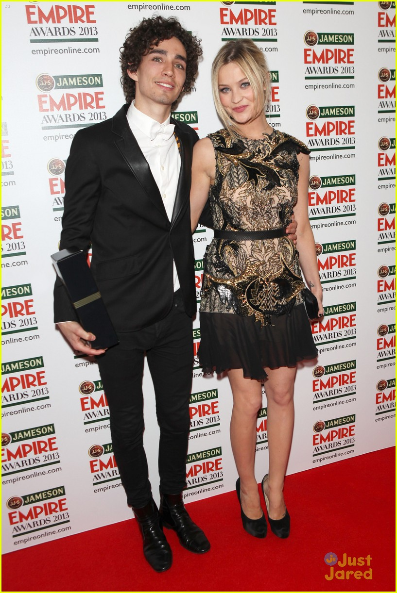 robert sheehan douglas booth jameson empire awards 09