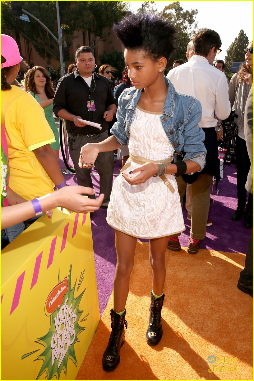 Willow Smith and Jaden Smith Photos Photos Kids Choice