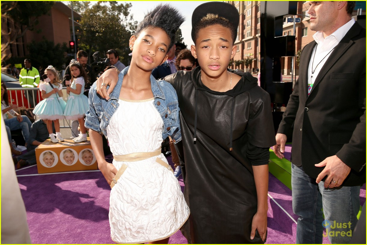 Willow Smith and Jaden Smith 2013  Pinterest