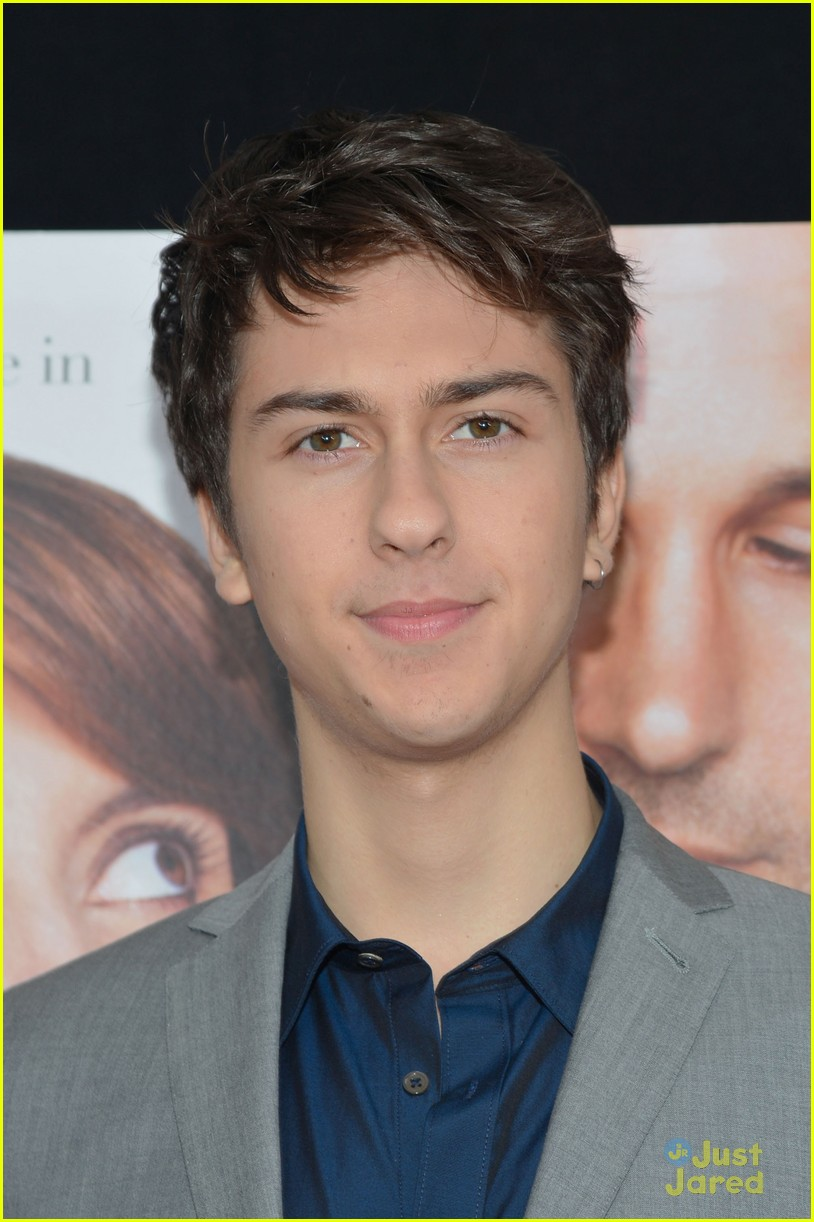 nat alex wolff admission pr    Nat Wolff