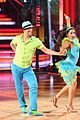 Aly-danceoff aly raisman mark ballas chacha dance off dwts 06