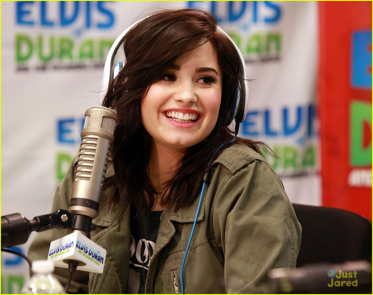 demi lovato live z100 appearances 16