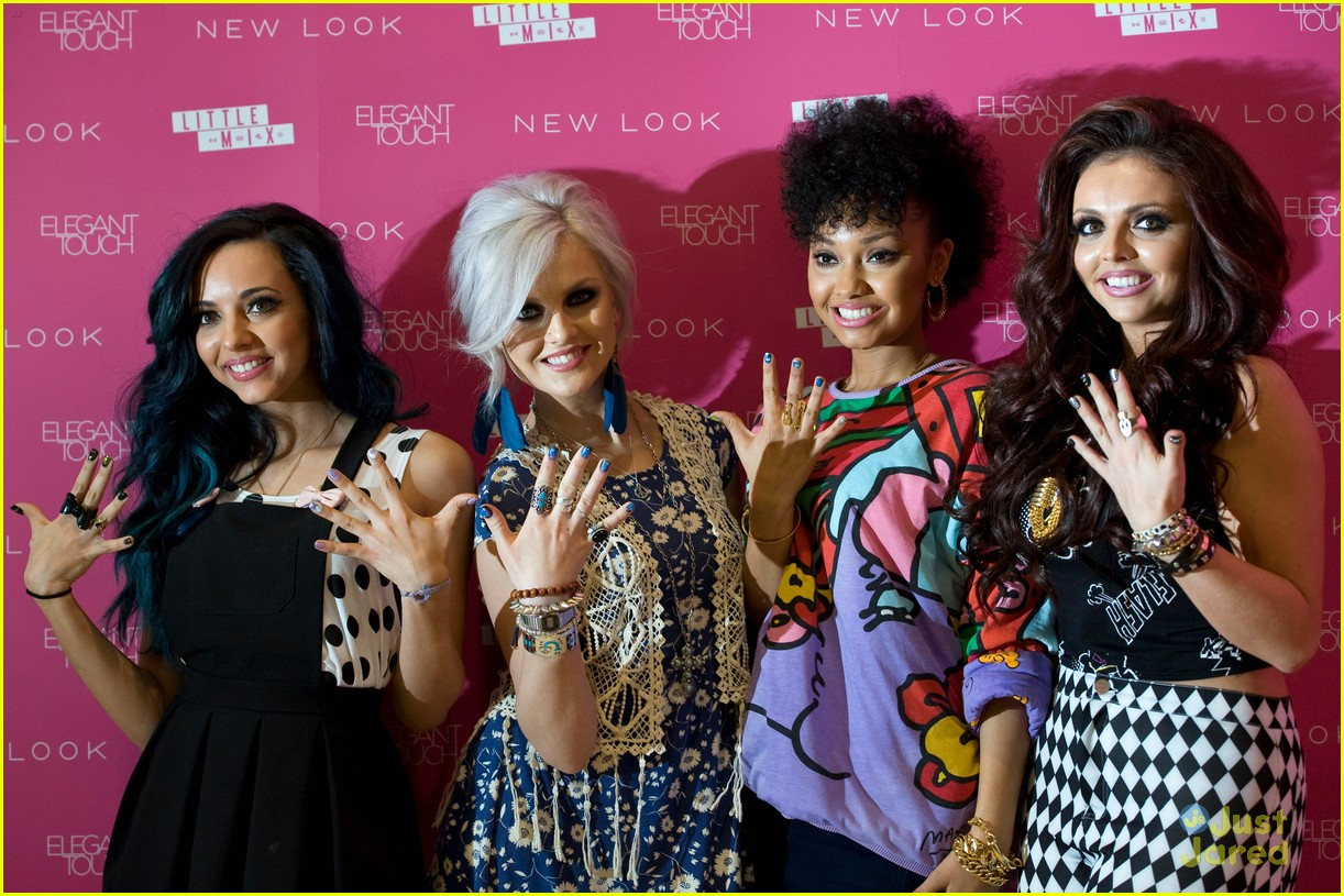 little mix nail collection launch 01