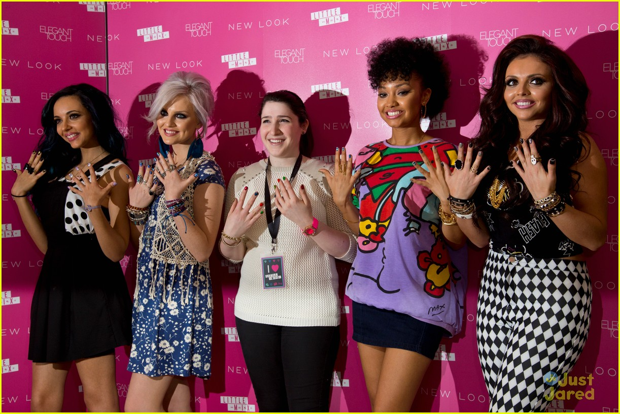 little mix nail collection launch 16