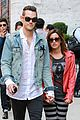Tisdale-bfast ashley tisdale christopher lunch nyc 01