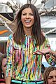 Vic-extra victoria justice extra appearance at the grove 08