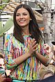 Vic-extra victoria justice extra appearance at the grove 10
