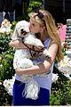 Caroline-paulie caroline sunshine paulie puppy walk 02