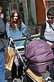 Lily-stroller lily collins pushes stroller on love rosie set 01