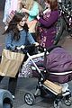 Lily-stroller lily collins pushes stroller on love rosie set 05