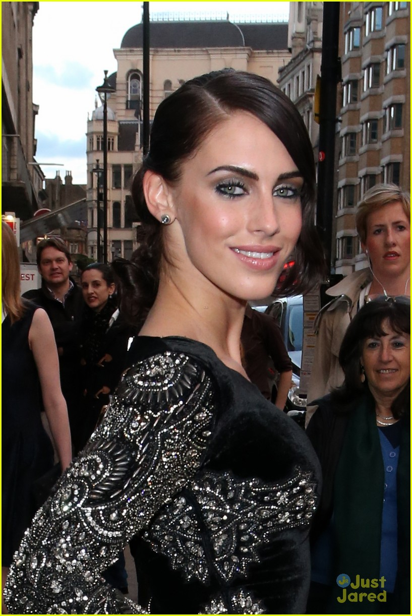 jessica lowndes thom evans gatsby screening 04