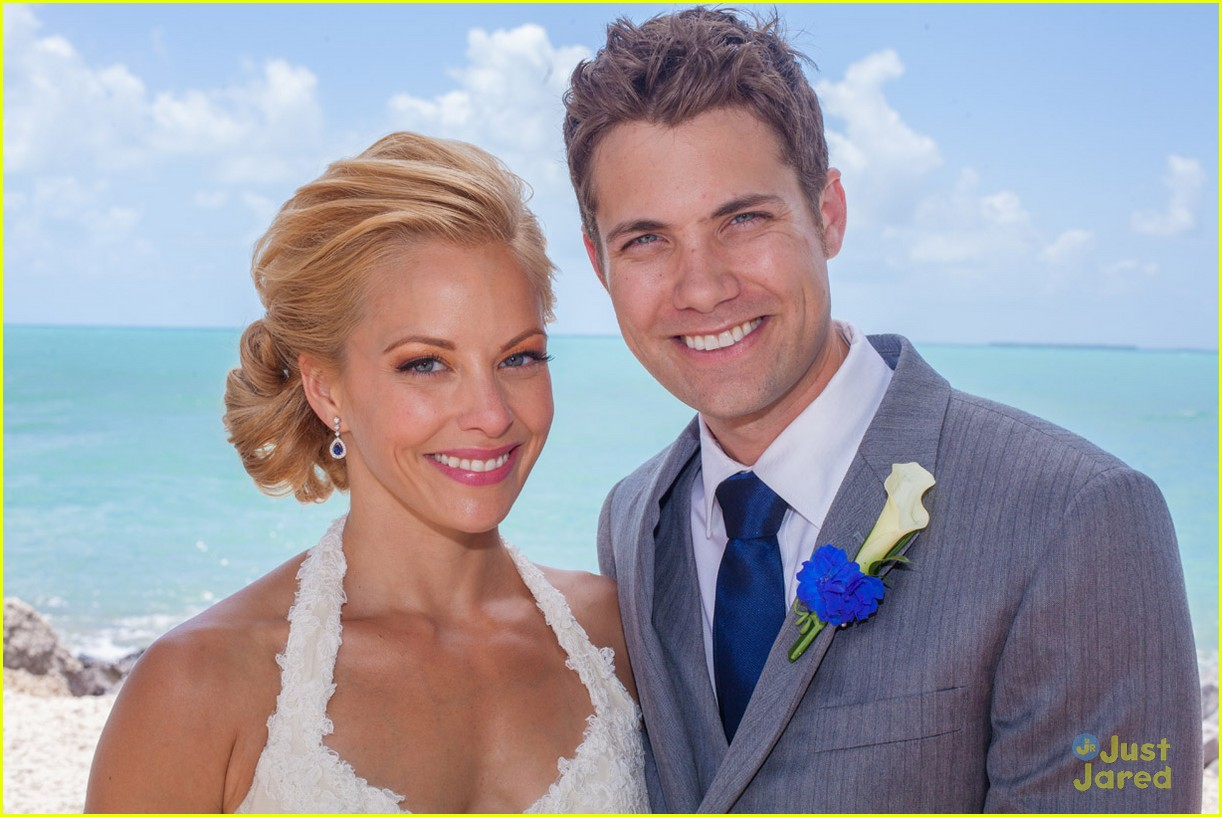 full sized photo of drew seeley official wedding photo 06