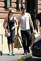 Tez-kiss teresa palmer mark webber grocery store kisses 23