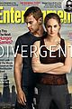 Diver-cover shailene woodley theo james divergent ew cover 01