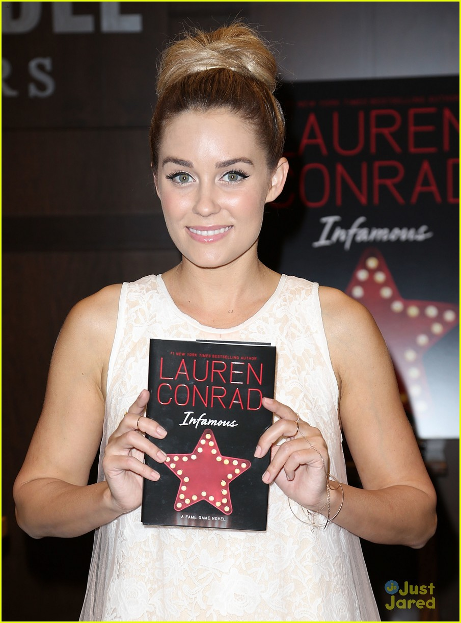 lauren conrad infamous book signing 09
