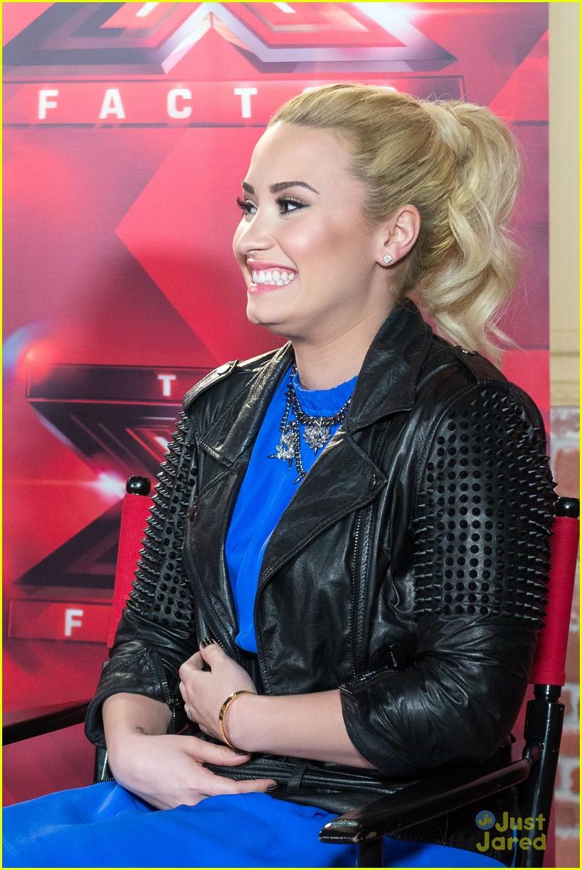 X Factor Judges 2013 Demi Lovato Demi Lovato: 'X Factor...