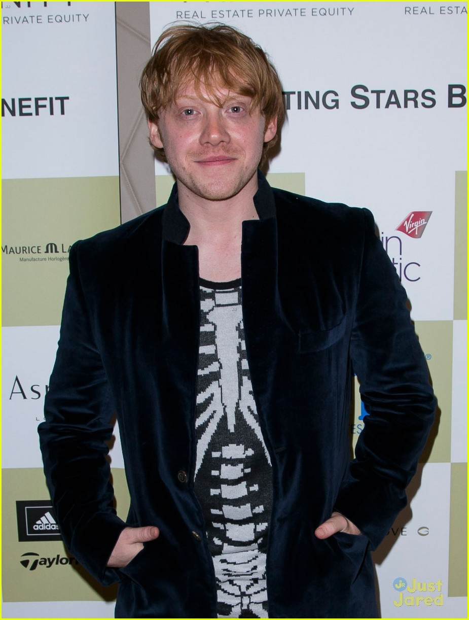 rupert grint affinity real estate shooting stars benefit 03