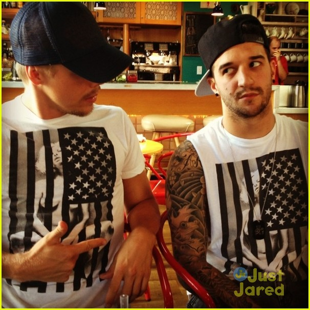 mark ballas engaged