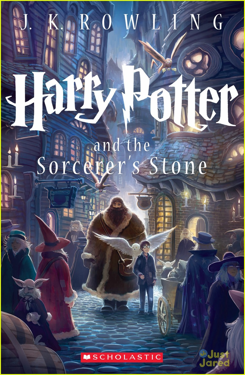 Check Out The New 39 Harry Potter 39 Book Covers Photo
