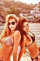 Hudgens-camila vanessa hudgens bikini boat ride with camila morrone 05