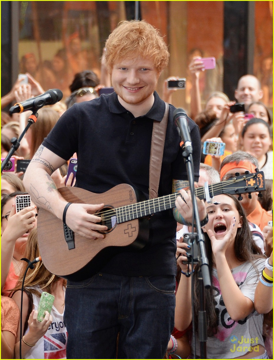 ed sheeran today show pics video 05
