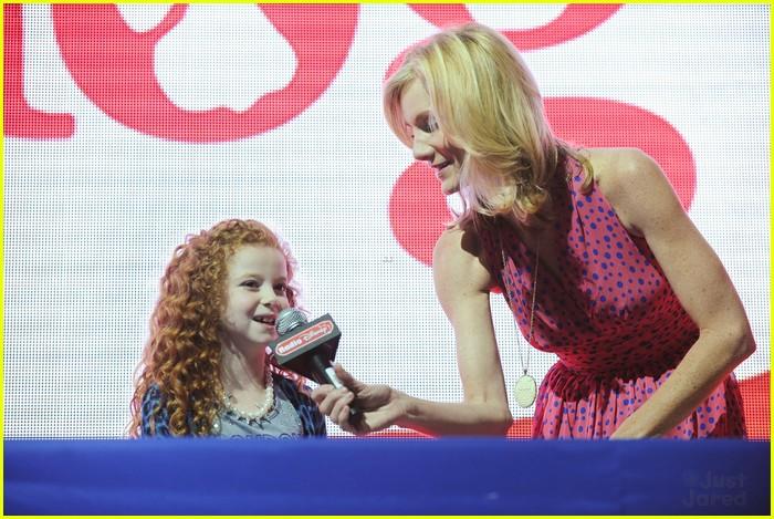 G Hannelius: 'Dog With A Blog' at D23 | Photo 587193 ...