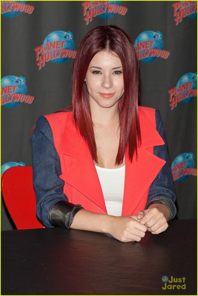 Jillian Rose Reed 2013 Hair