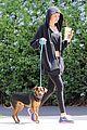 Miley-walk miley cyrus walk dog 07