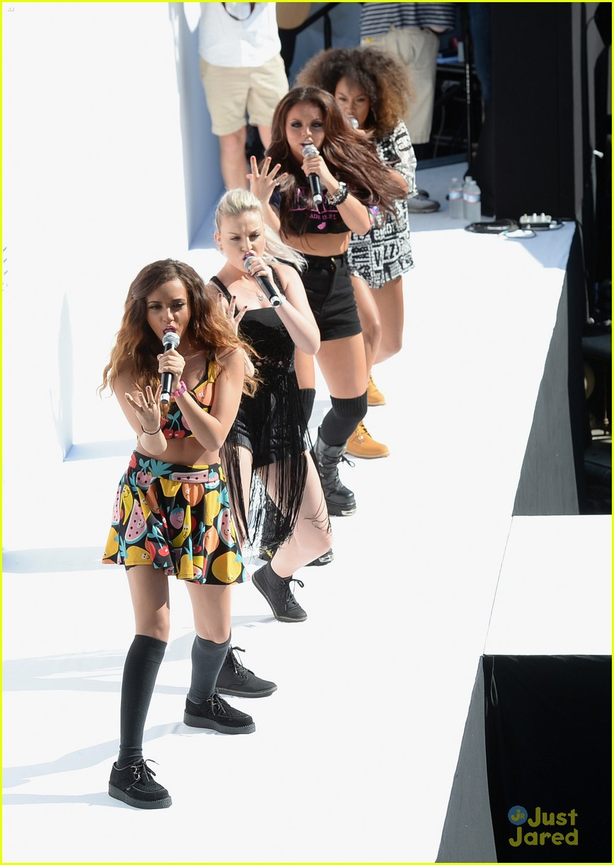 little mix teen vogue bts event 09