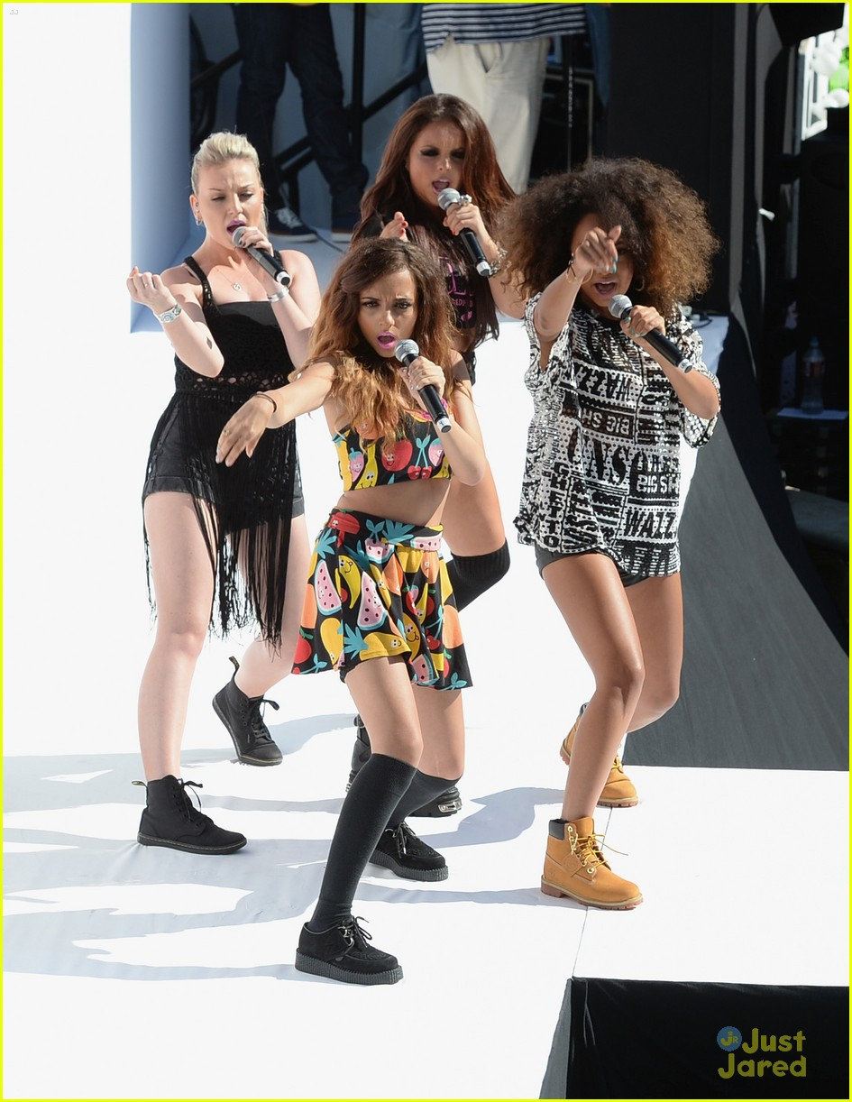 little mix teen vogue bts event 27