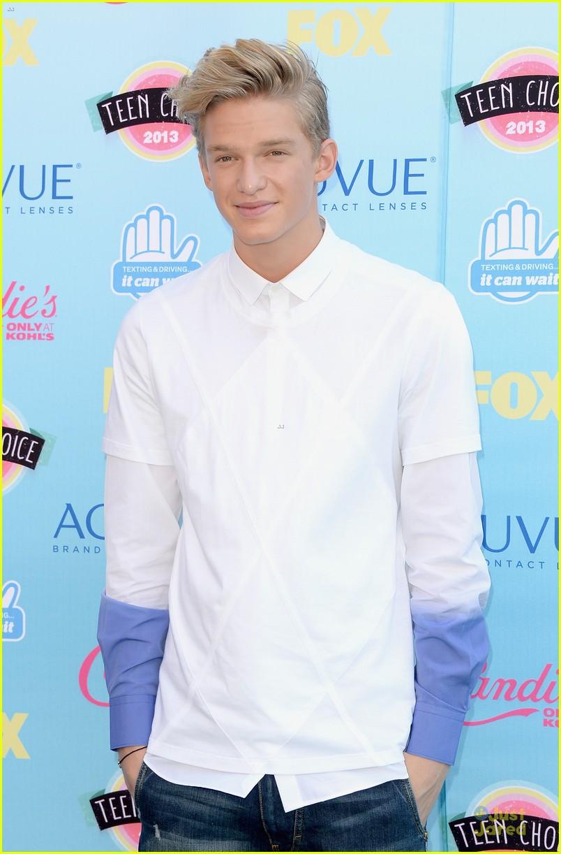cody simpson ed sheeran teen choice awards 2013 02