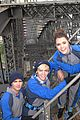 Tbm-synd maia mitchell ross lynch climb sydney bridge 01