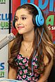 Ariana-z100 ariana grande stops byz100 watch the interview 08